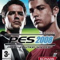 Pro Evolution Soccer 2008 (เกมฟุตบอลยอดฮิตตลอดกาลสำหรับทุกคน)