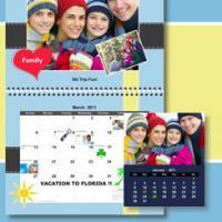 Create Photo Calendars (โปรแกรม ช่วยสร้างปฎิทิน)