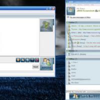 aMSN - Free open source MSN Messenger clone (MSN เวอร์ชั่น โอเพนซอร์ส)