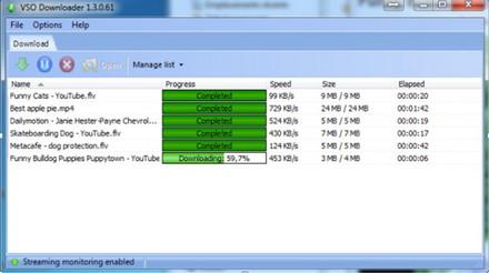 โปรแกรม VSO Downloader