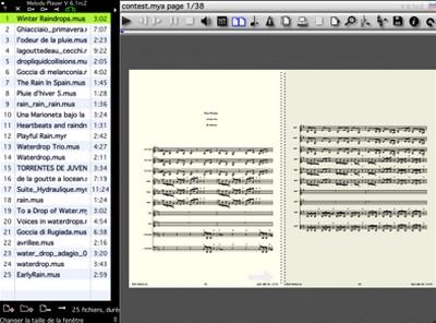 โปรแกรมช่วยเล่นเพลงแบบเมโลดี้ Melody Player