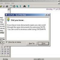 Ajebe DatePad (โปรแกรมจดบันทึก สมุดบันทึก เขียนไดอารี่ สารพัดประโยชน์)