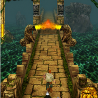 Temple Run (App เกมวิ่งสุดๆ ฉุดไม่อยู่)