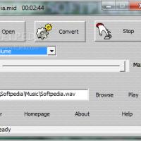 MIDI to WAV Maker (โปรแกรม แปลงไฟล์เสียง หรือ เพลง ที่ง่ายแสนง่าย)
