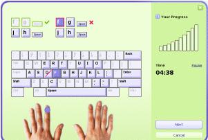 โปรแกรมฝึกพิมพ์ดีด TypingMaster