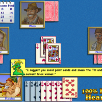 Hearts Card Game for Windows