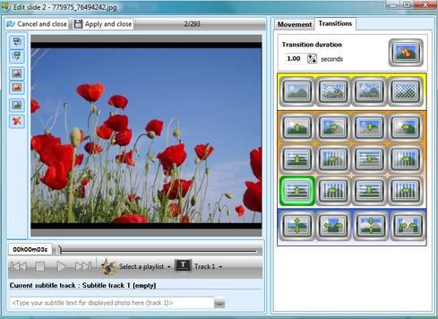 โปรแกรม Slide Show ทำ Presentation แต่งงาน PhotoDVD