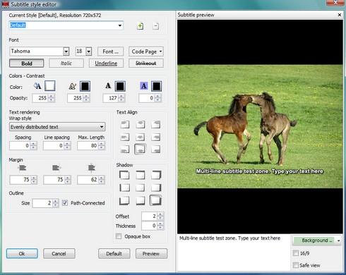 โปรแกรมแปลงไฟล์วีดีโอ ConvertXtoDVD