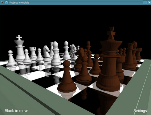 3D Chess by Project Invincible (เกมส์หมากรุก 3 มิติ หมากรุกฝรั่ง) :
