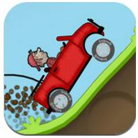 Hill Climb Racing (เกมส์ขับรถวิบากไต่เขาฟรี)