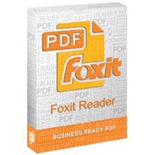 Foxit Reader (โปรแกรมเปิดไฟล์ PDF อ่าน E-Book ฟรี) :