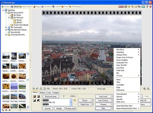 ดาวน์โหลดโปรแกรม PhotoScape