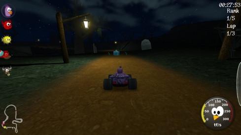 เกมส์แข่งรถ SuperTuxKart