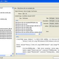 DRKSpider (โปรแกรมสร้าง Sitemap ตรวจสอบเว็บไซต์ ฟรี)
