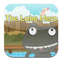 The Lake Hero (App เกมส์จระเข้ จระเข้น้อยกระโดดงับไก่ลงน้ำ)