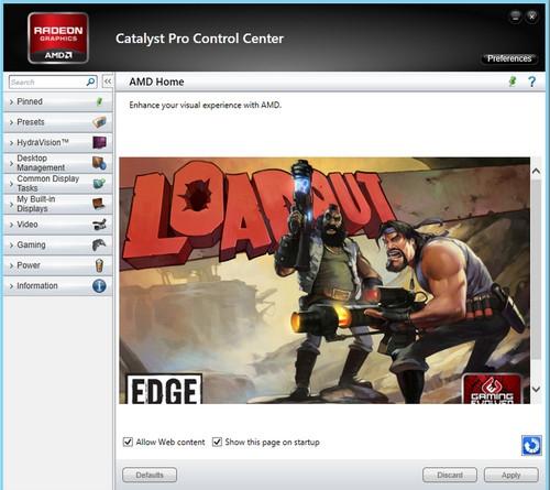 ไดร์เวอร์การ์ดจอ AMD Radeon (ไดร์เวอร์ ATI เก่า)
