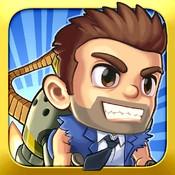 Jetpack Joyride (App เกมส์ Jetpack Joyride ขี่เครื่องเจ็ท) :