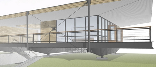 SketchUp Make (โปรแกรมทำแบบบ้าน ออกแบบห้อง สร้างโมเดล 3 มิติ) :