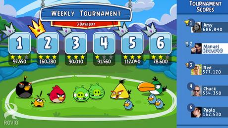 เล่น Angry Birds ออนไลน์