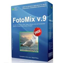 FotoMix (โปรแกรม FotoMix แต่งรูปหน้าใส ใส่ Background สวยๆ ฟรี) :