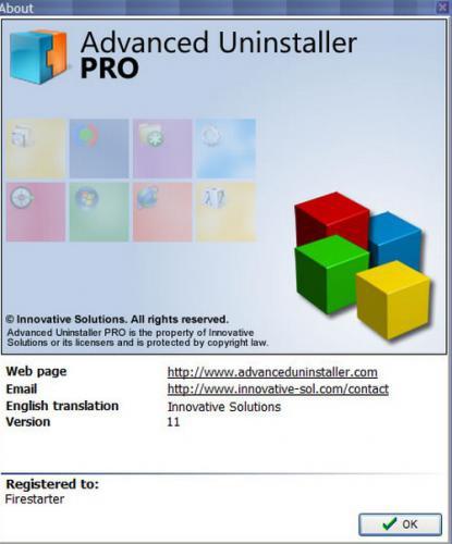 ดาวน์โหลดโปรแกรม Advanced Uninstaller