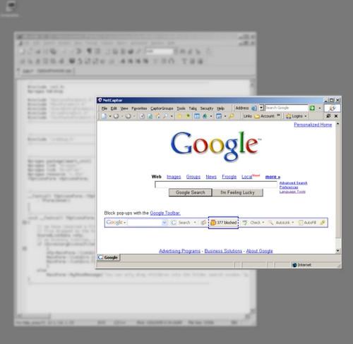 โปรแกรมจับภาพหน้าจอ Screenshot Captor