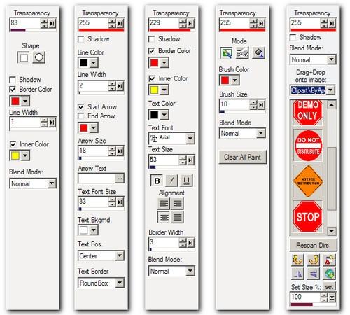 Screenshot Captor (โปรแกรม Screenshot Captor จับภาพหน้าจอฟรี) :