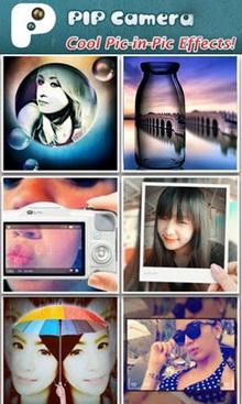 App แต่งรูป PIP Camera