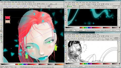 ดาวน์โหลด Inkscape