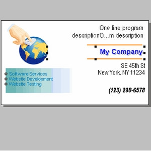 Belltech Business Card Designer Pro :