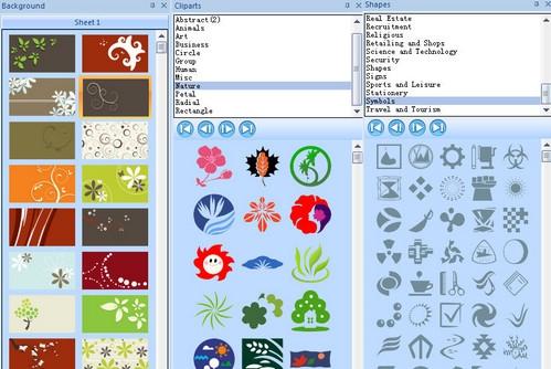 โปรแกรมออกแบบ พิมพ์นามบัตร Business Card Designer