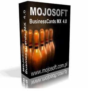 BusinessCards MX (โปรแกรมออกแบบนามบัตร พิมพ์นามบัตร อย่างง่าย) :
