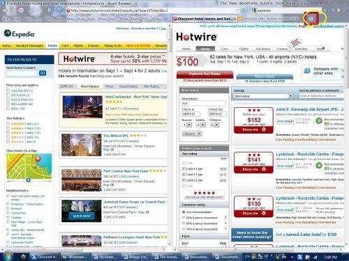 เว็บบราวเซอร์ Avant Browser