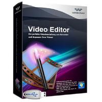 Wondershare Video Editor (โปรแกรม Video Editor แก้ไขและตัดต่อวีดีโอ) :