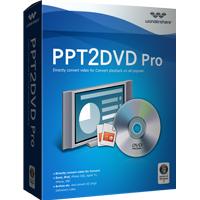 Wondershare PPT2DVD Pro (โปรแกรมแปลง PowerPoint เป็น VDO)