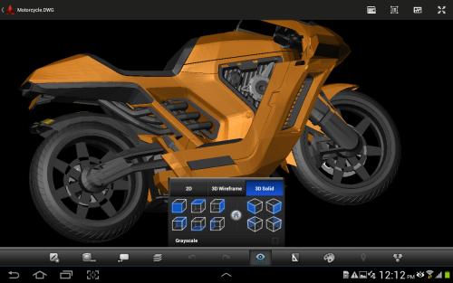 ดาวน์โหลด AutoCAD 360