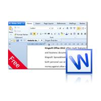Kingsoft Writer (โปรแกรมประมวลผลคำฟรี)