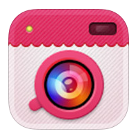 PINK360 (App ตกแต่งภาพถ่าย)