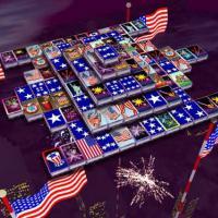 3D Magic Mahjongg Holidays (เกมส์ไพ่นกกระจอก 3 มิติ)