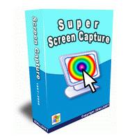 Super Screen Capture (โปรแกรมบันทึกหน้าจอ All In One)