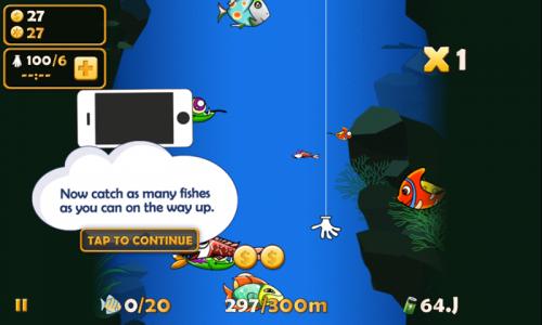 โหลดเกม Doraemon Fishing