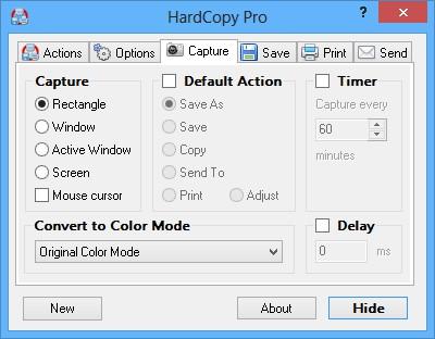 โปรแกรม HardCopy Pro