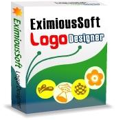 EximiousSoft Logo Designer (โปรแกรมออกแบบโลโก้ด้วยตัวเอง) :