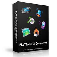 FLV to MP3 Converter (โปรแกรมแปลงไฟล์ FLV เป็น MP3) :