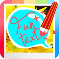 Funtext on Photo (App โปรแกรมเขียนข้อความบนรูป)