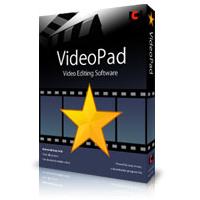 VideoPad Video Editor (โปรแกรม VideoPad ตัดต่อวีดีโอ มืออาชีพ)