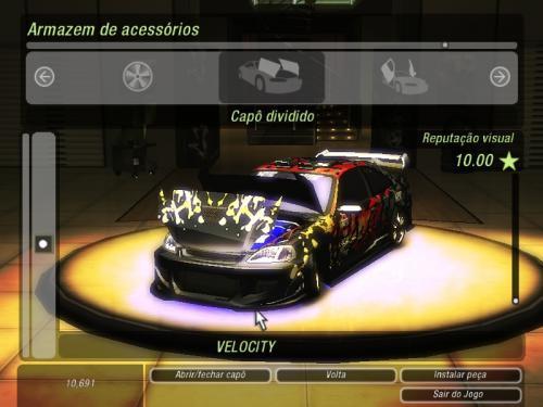 ดาวน์โหลดเกม Need For Speed Underground 2