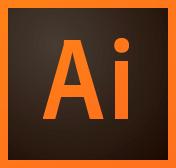 Adobe Illustrator (โหลดโปรแกรม Illustrator วาดรูป ลายเส้น) :