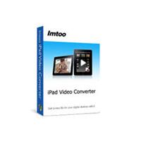 ImTOO iPad Video Converter (โปรแกรมแปลงวีดีโอลง iPad)