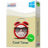 Cool Timer (โปรแกรมนาฬิกาปลุก จับเวลา นับถอยหลัง ฟรี)